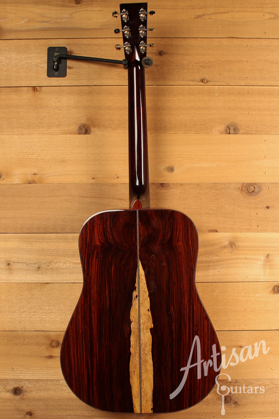 Huss and Dalton TD R Guitar Appalachian Red Spruce and Cocobolo Pre Owned 2015 ID-9520