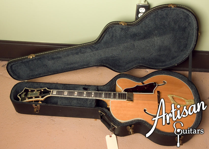 1993 Guild Artist Award Archtop Spruce and Maple ID-5549 - Artisan Guitars