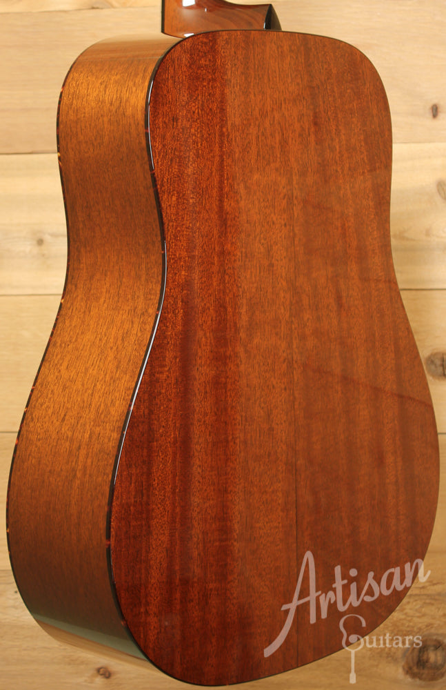 Pre Owned 2013 Collings CW Adirondack and Mahogany with Varnish Finish ID-7300