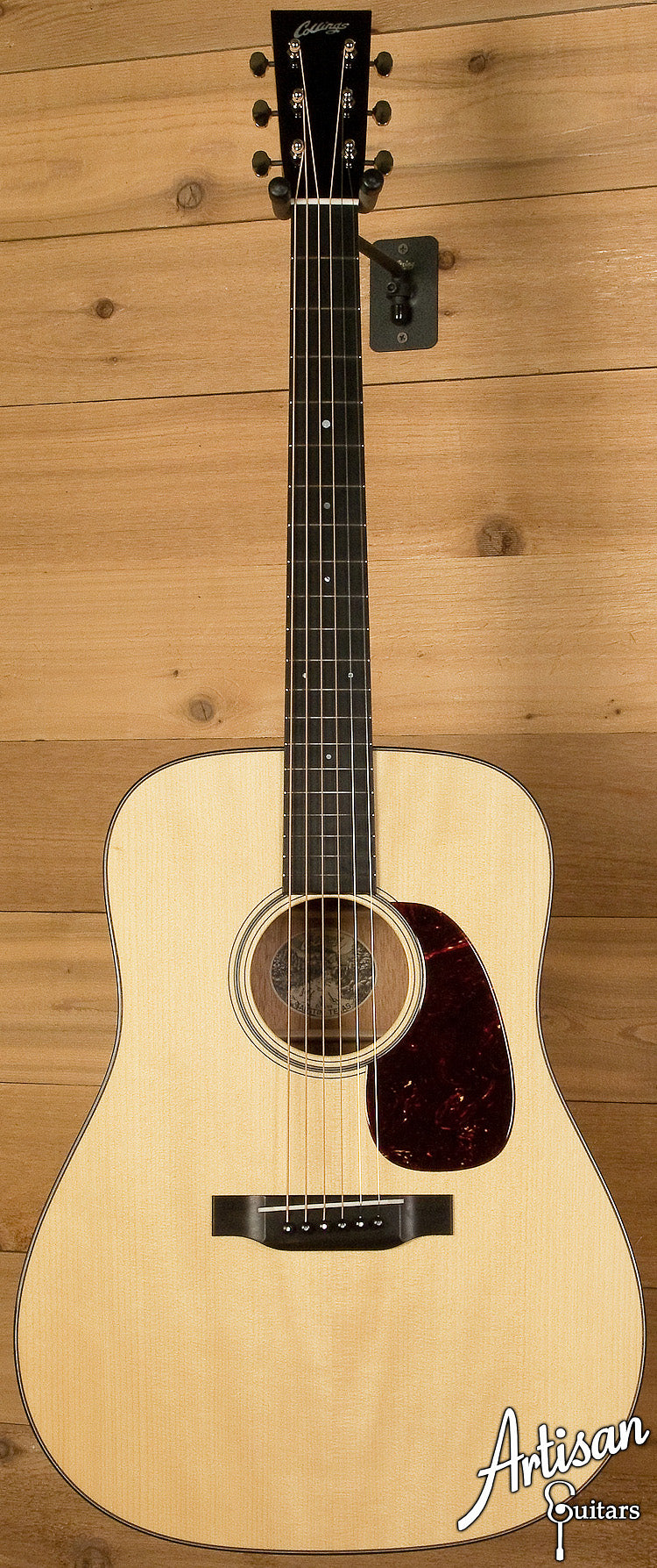 Collings D1A Adirondack with Vintage Now Neck and Cutthrough Saddle ID-6135 - Artisan Guitars