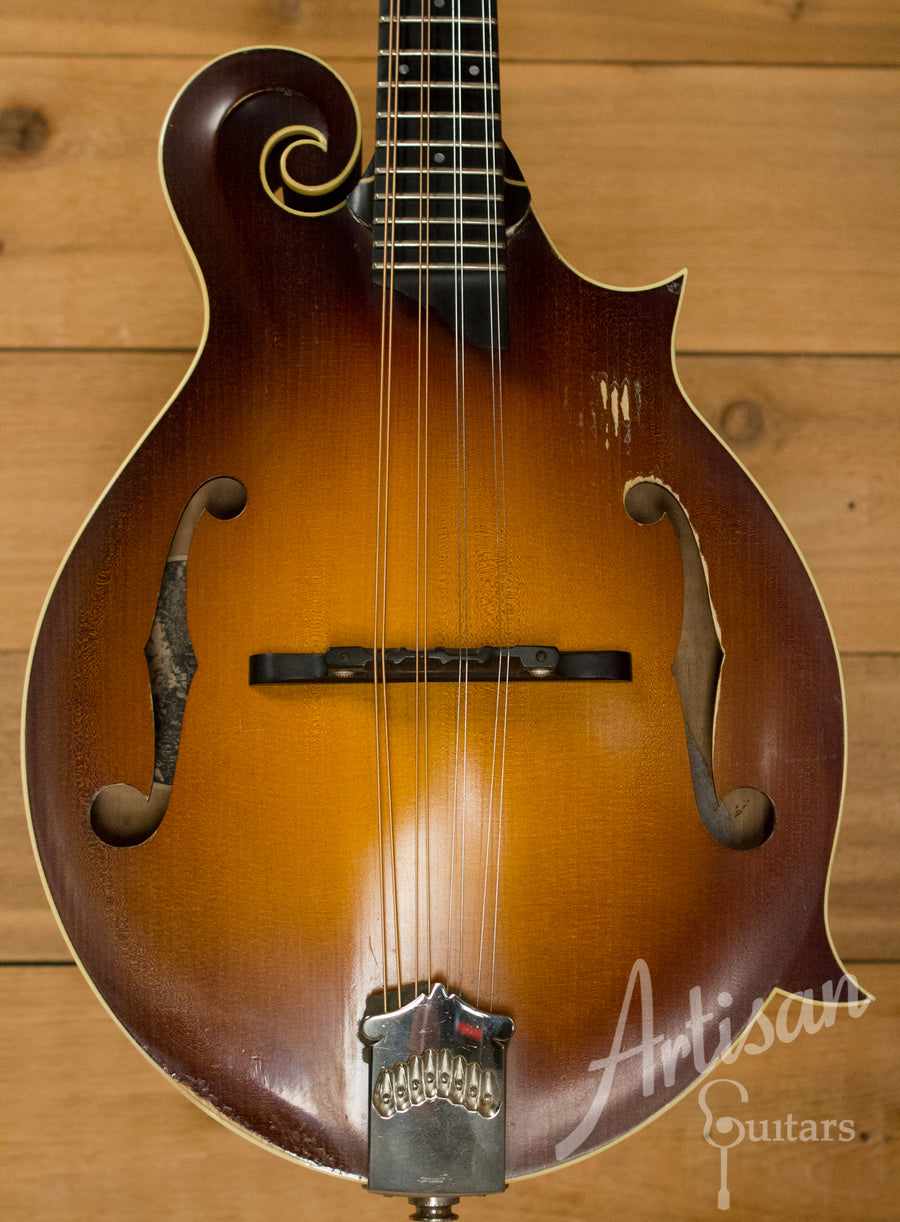 Collings MF Mandolin with Ivoroid Binding Pre-Owned 2008 ID-10408