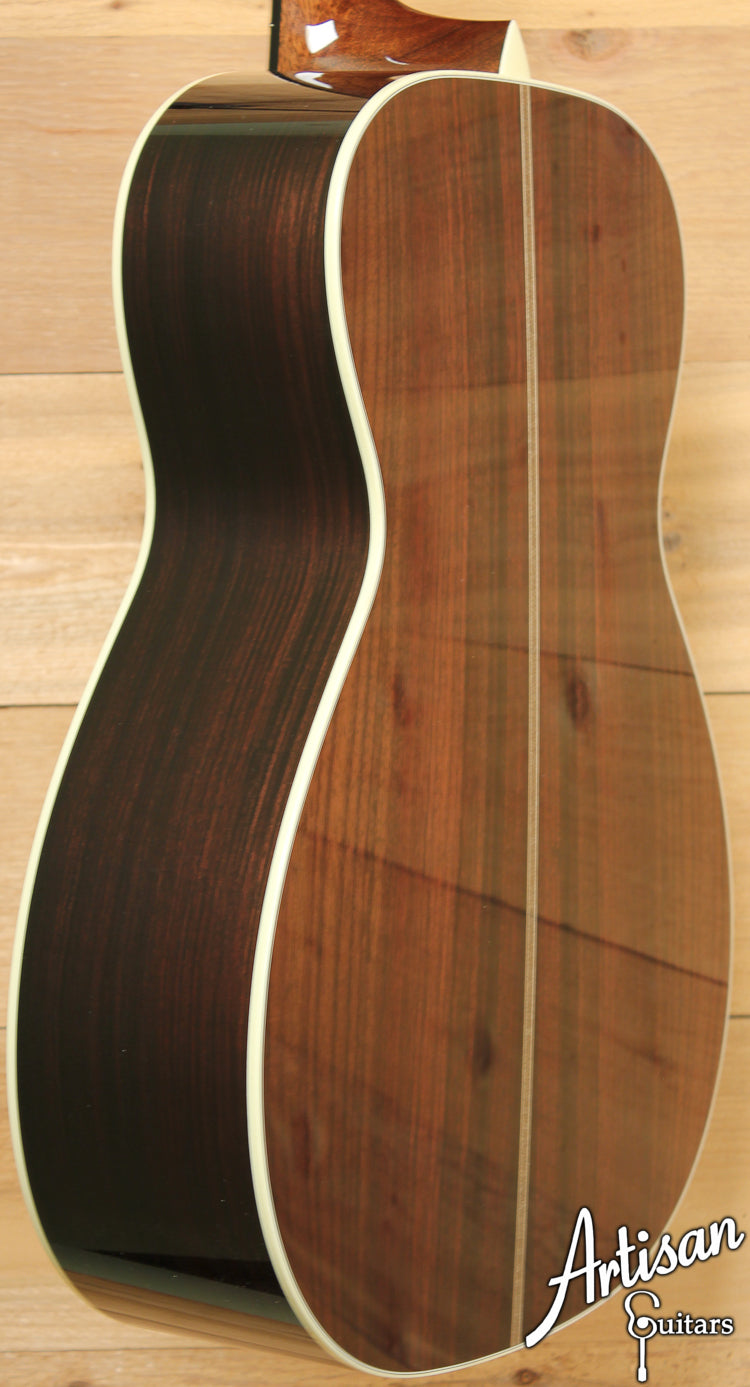 Collings 02H Sitka Spruce and Indian Rosewood ID-7095