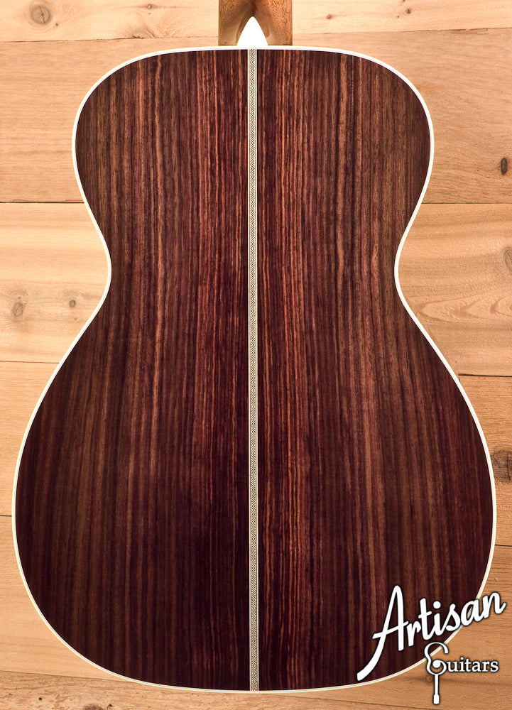 Collings 02H Sitka Spruce and Indian Rosewood Short-Scale ID-5396 - Artisan Guitars