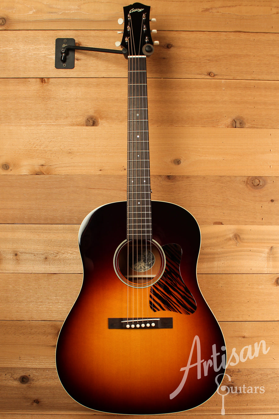 Collings CJ35 Guitar SB Sitka Spruce and Mahogany Pre-Owned 2017 ID-11168