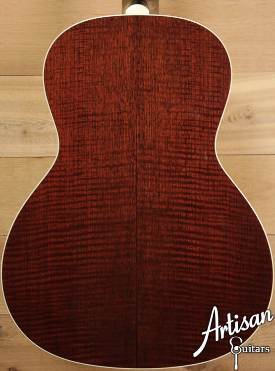 Collings C10 SB Sitka Spruce and Flamed Spanish Cedar ID-6709 - Artisan Guitars