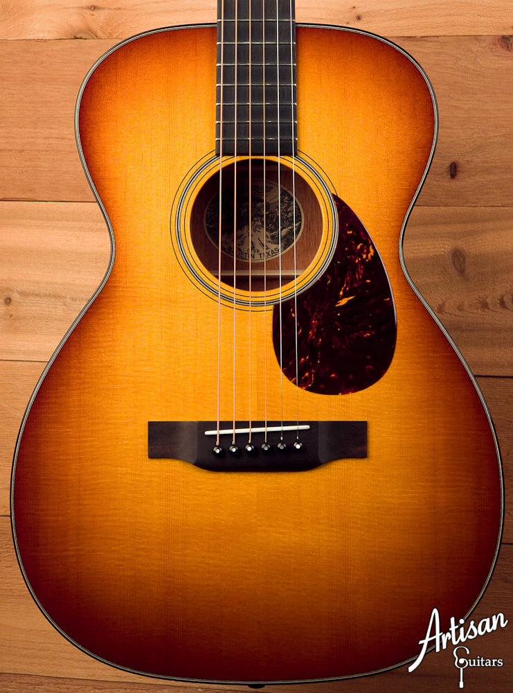 Collings Custom 01SB w/ Sunburst Top ID-5062 - Artisan Guitars