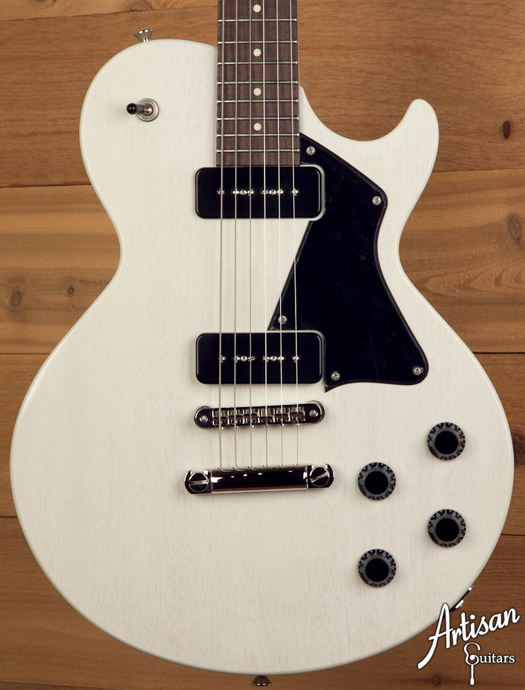 Collings 290V Electric Vintage White with Lollar P90 ID-5080 - Artisan Guitars