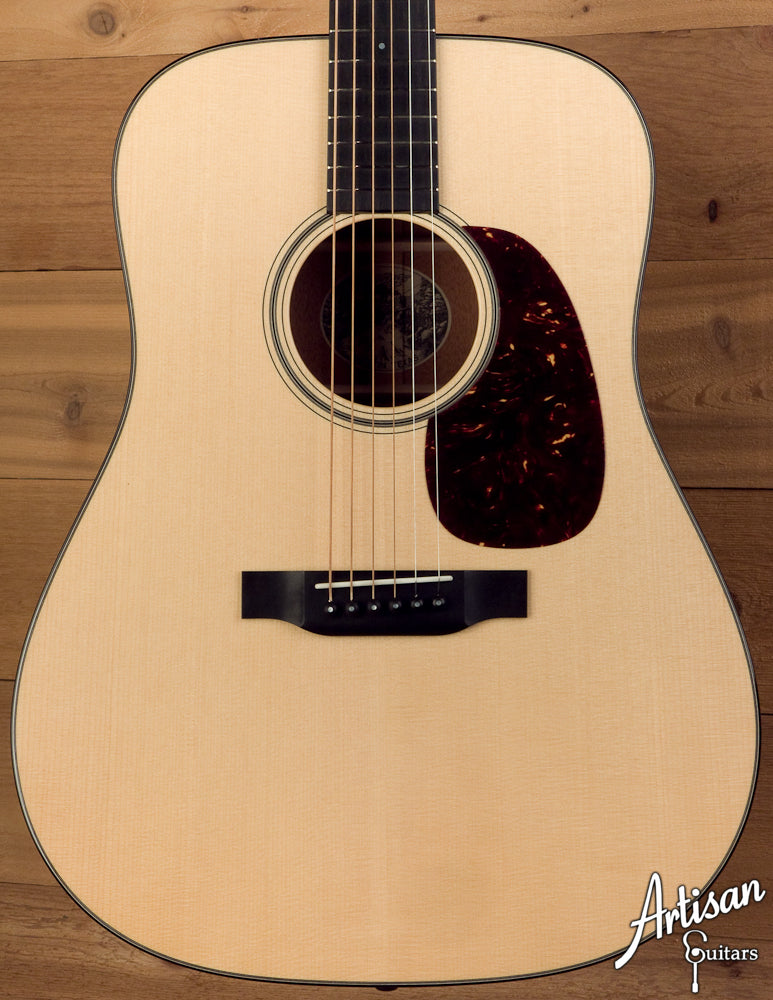 Collings D1AV Adirondack Spruce with Mahogany and Vintage Now Neck Profile ID-5058
