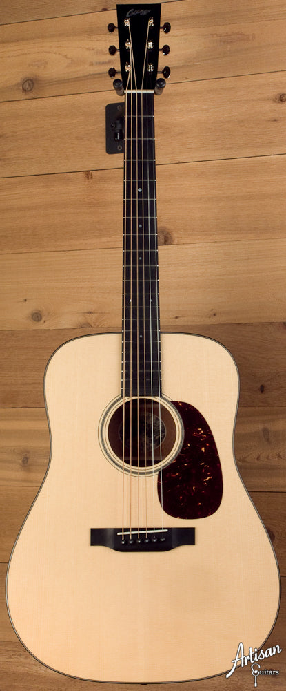 Collings D1AV Adirondack Spruce with Mahogany and Vintage Now Neck Profile ID-5058 - Artisan Guitars