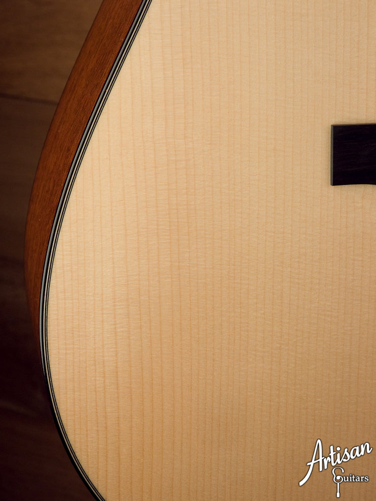 Collings D1AV Adirondack Spruce and Mahogany with Vintage Neck Profile ID-5457 - Artisan Guitars