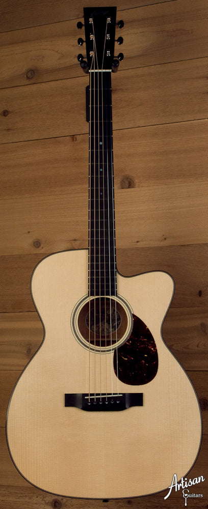 Collings OM1A Cutaway with Adirondack Spruce and Mahogany ID-5048