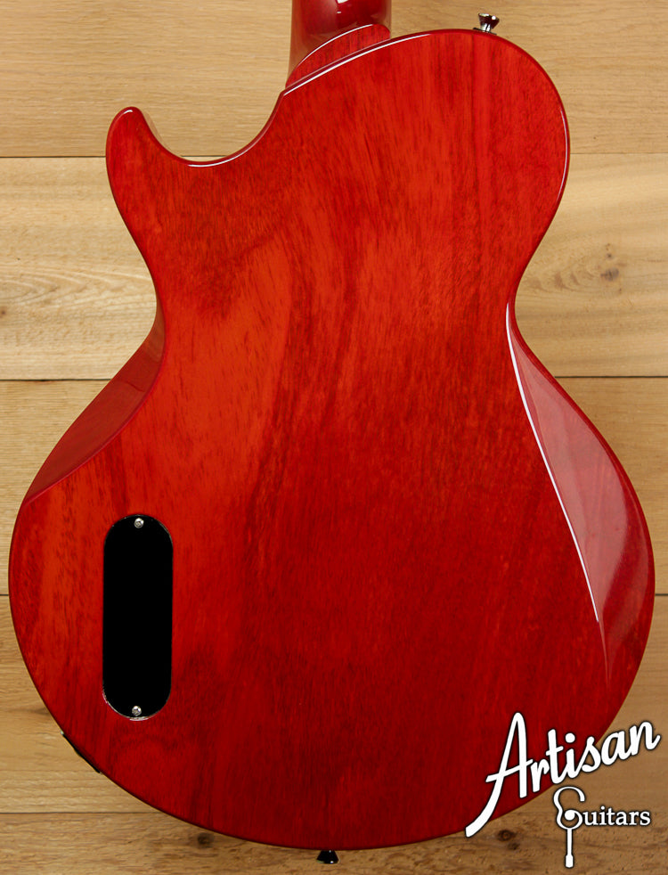 Collings 290 1959 Faded Crimson Single Dogear P90 Lollar Pickup ID-6488 - Artisan Guitars