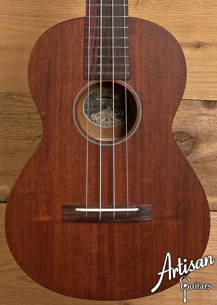 Collings UT1 Mahogany Tenor Ukulele Custom Haircut Peghead ID-5953