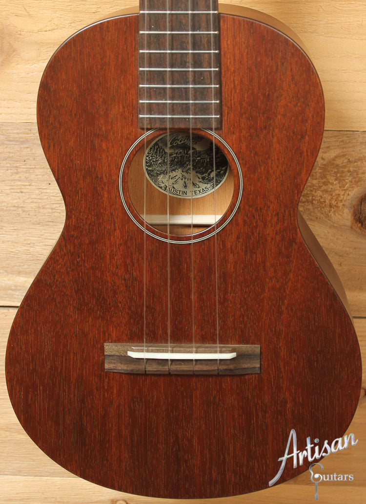 Collings UT1 Mahogany Tenor Ukulele ID-7664 - Artisan Guitars