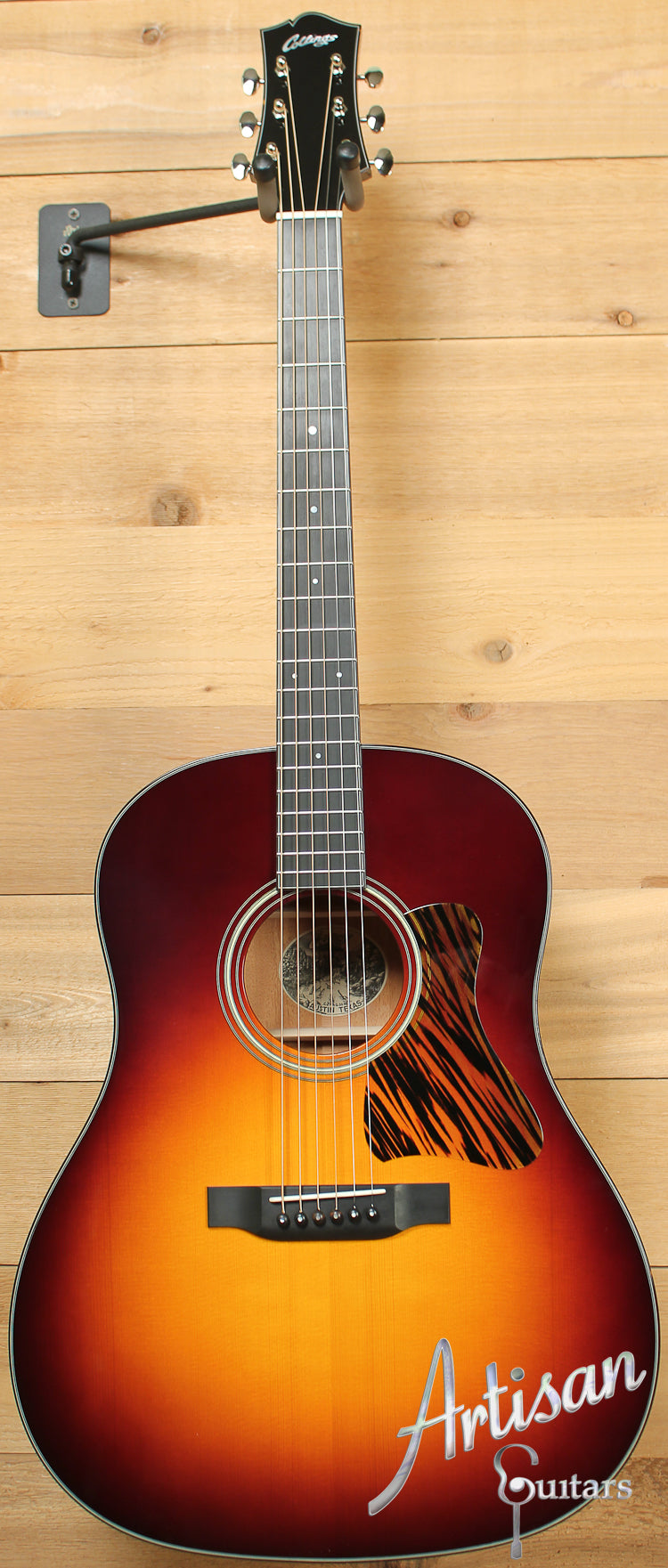 Collings CJ Mh G SS SB German Spruce and Mahogany Short Scale with Sunburst ID-7638