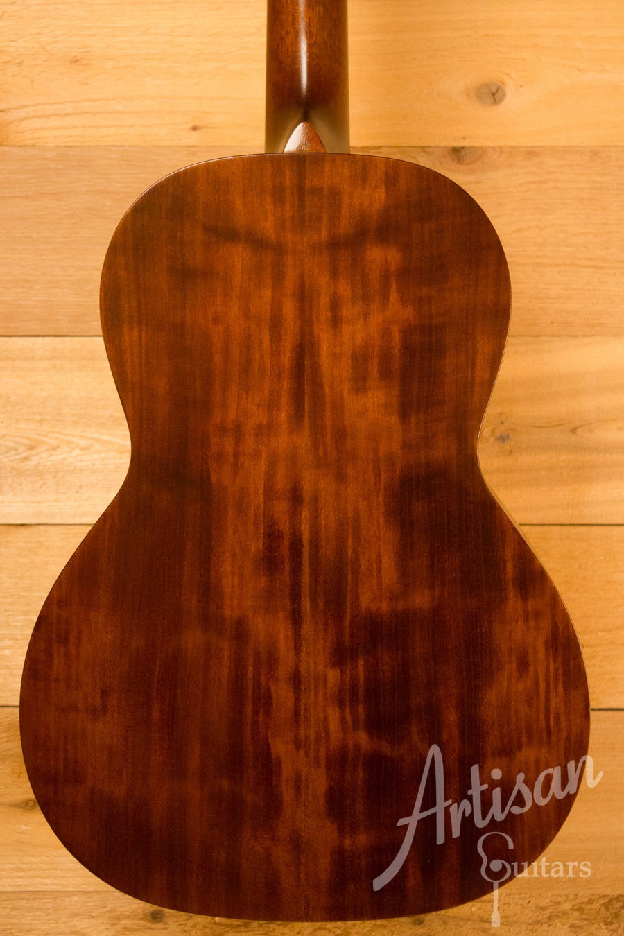Waterloo WL-S Ladder Braced Guitar Solid Spruce and Cherry with Vintage Iced Tea Finish ID-10777