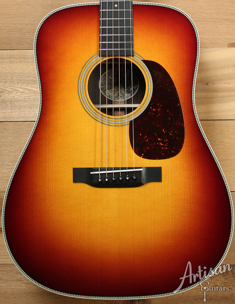 Collings D2H G VN SB German Spruce and Indian Rosewood with Sunburst ID-7584