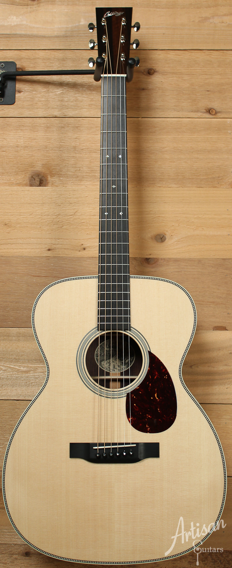 Collings OM2H Sitka Spruce and Indian Rosewood ID-7960