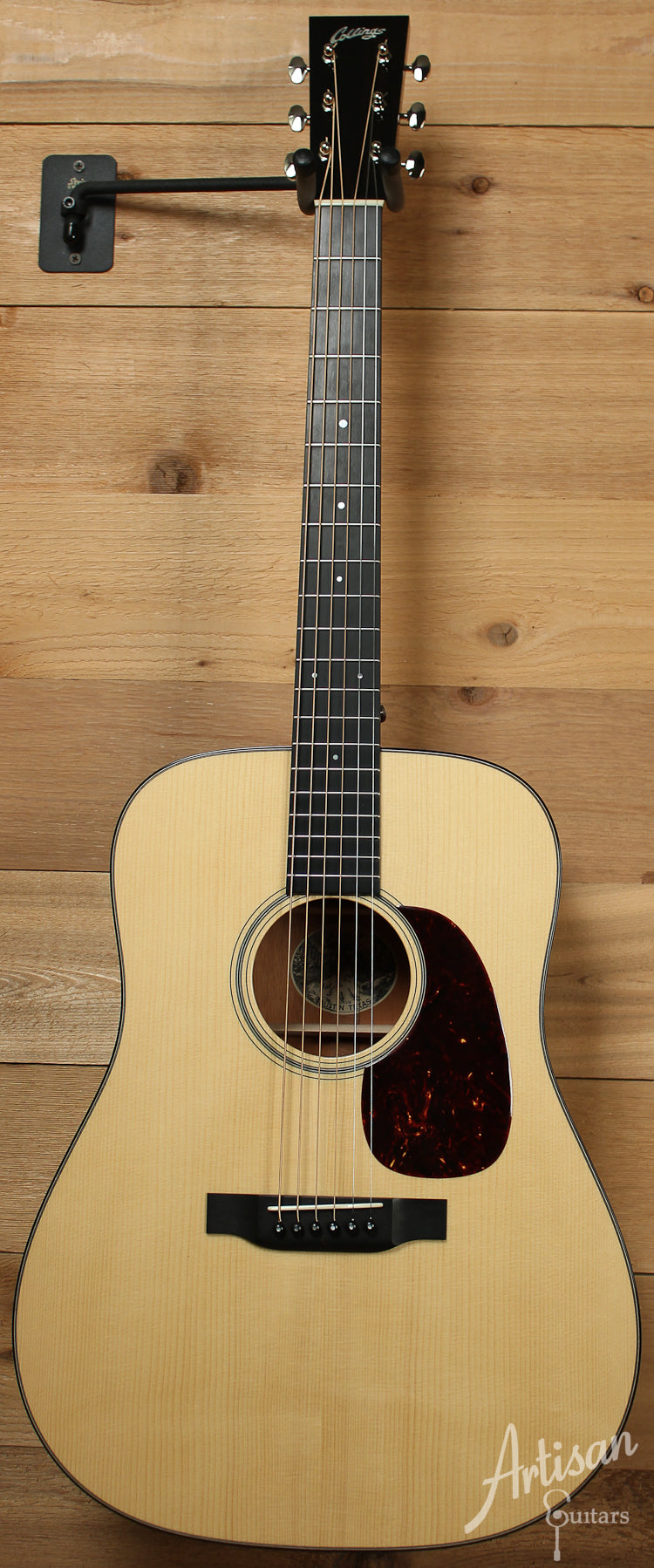 Pre Owned 2013 Collings D1A Adirondack with Vintage Now Neck ID-7953 - Artisan Guitars
