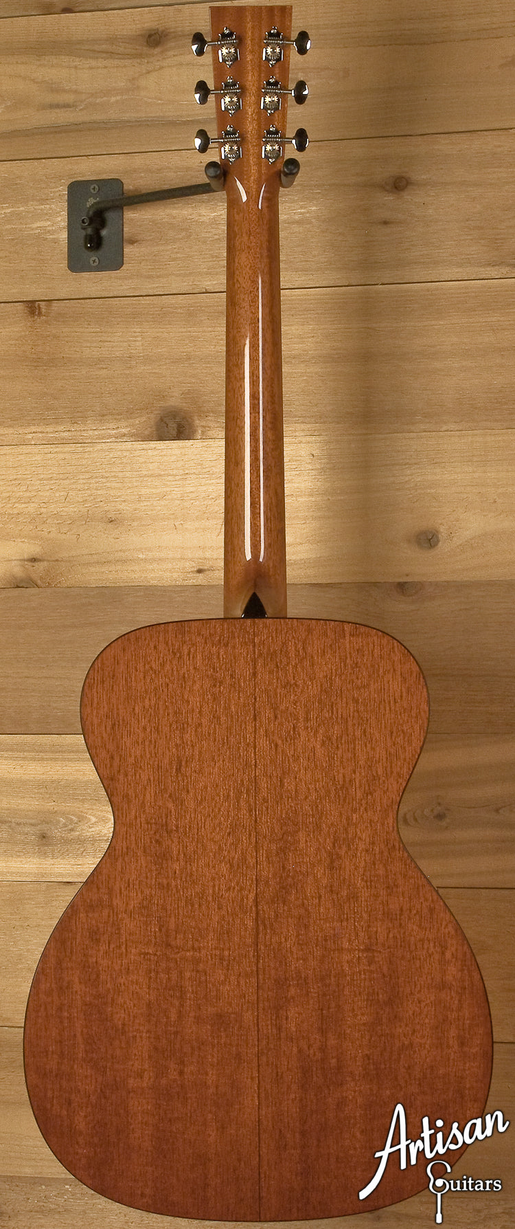 Collings OM1A Adirondack Spruce and Mahogany  ID-5882 - Artisan Guitars