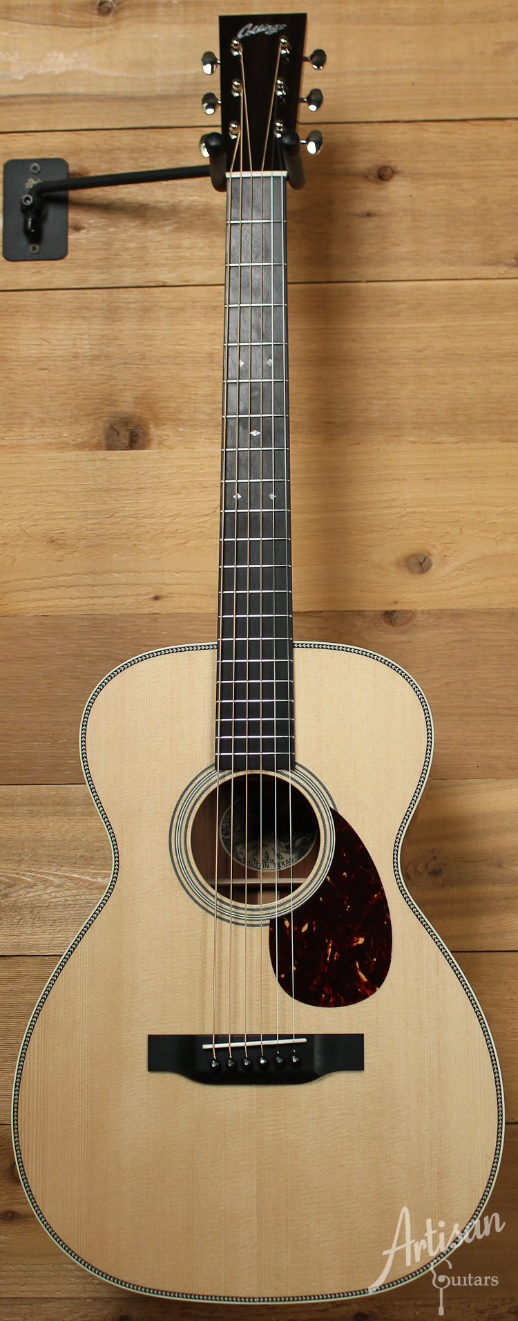 Collings 02H SR Select Sitka Top and Sacha Rosewood ID-7948