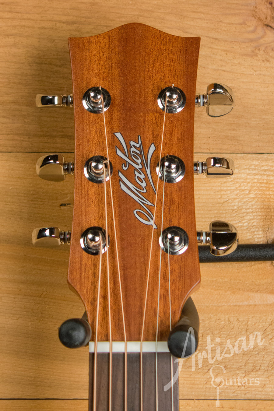 Maton SRS808C Guitar Western Red Cedar and Solid Blackwood Cutaway ID-11207 - Artisan Guitars