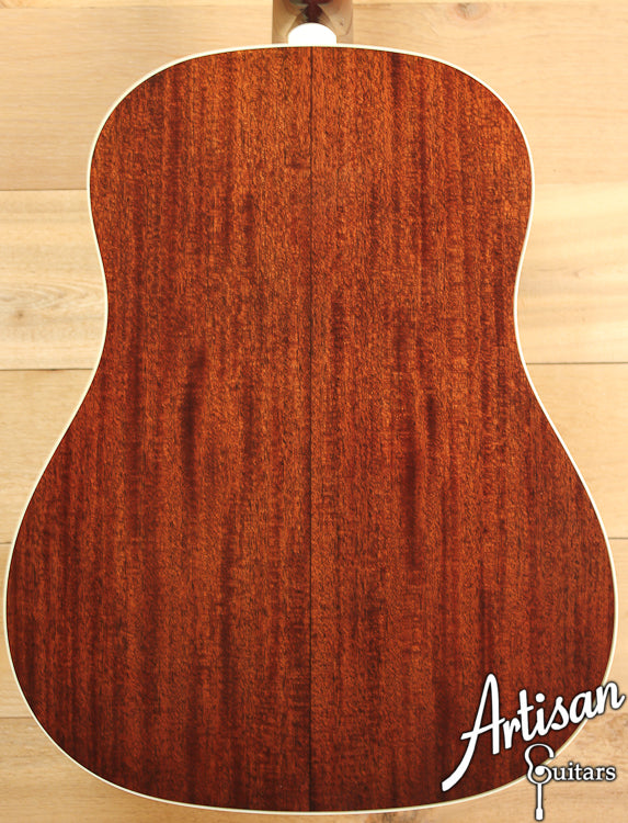 Collings CJ35 SB Sitka Spruce and Mahogany Short Scale ID-6936 - Artisan Guitars