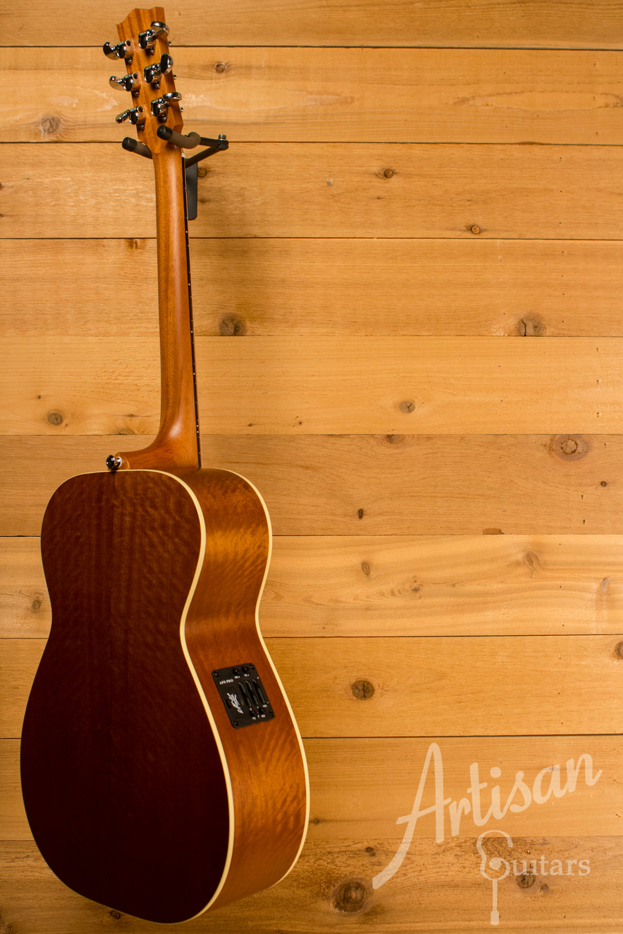 Maton T.E Personal Guitar Sitka Spruce and AAA