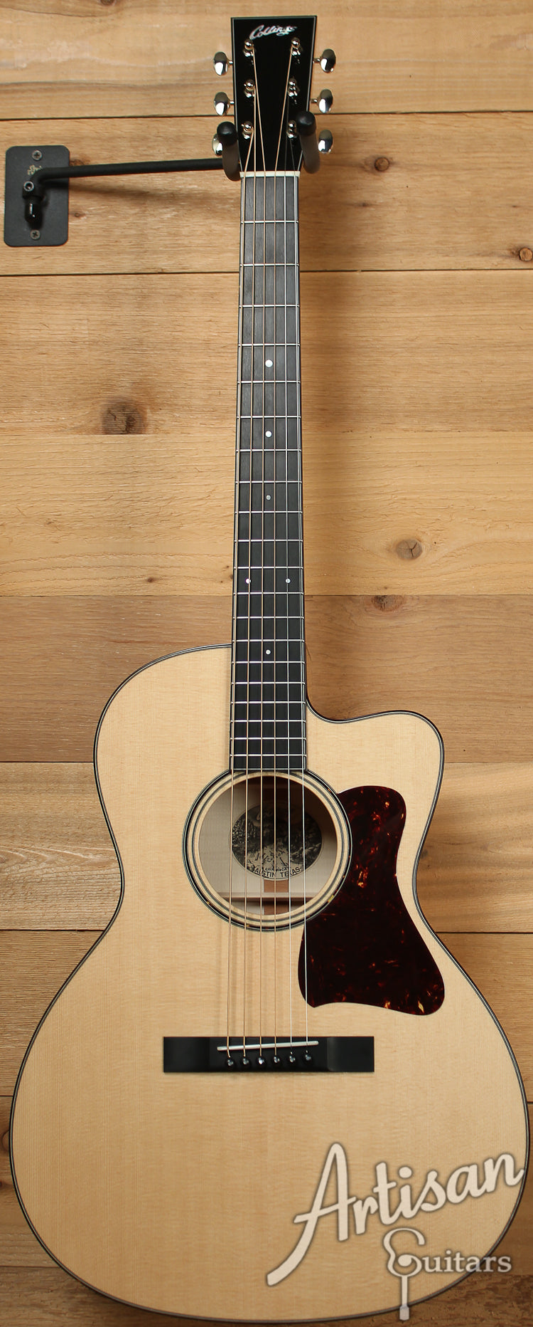 Collings C10 Maple Custom Cut Sitka Spruce and Maple with Cutaway ID-7566 - Artisan Guitars