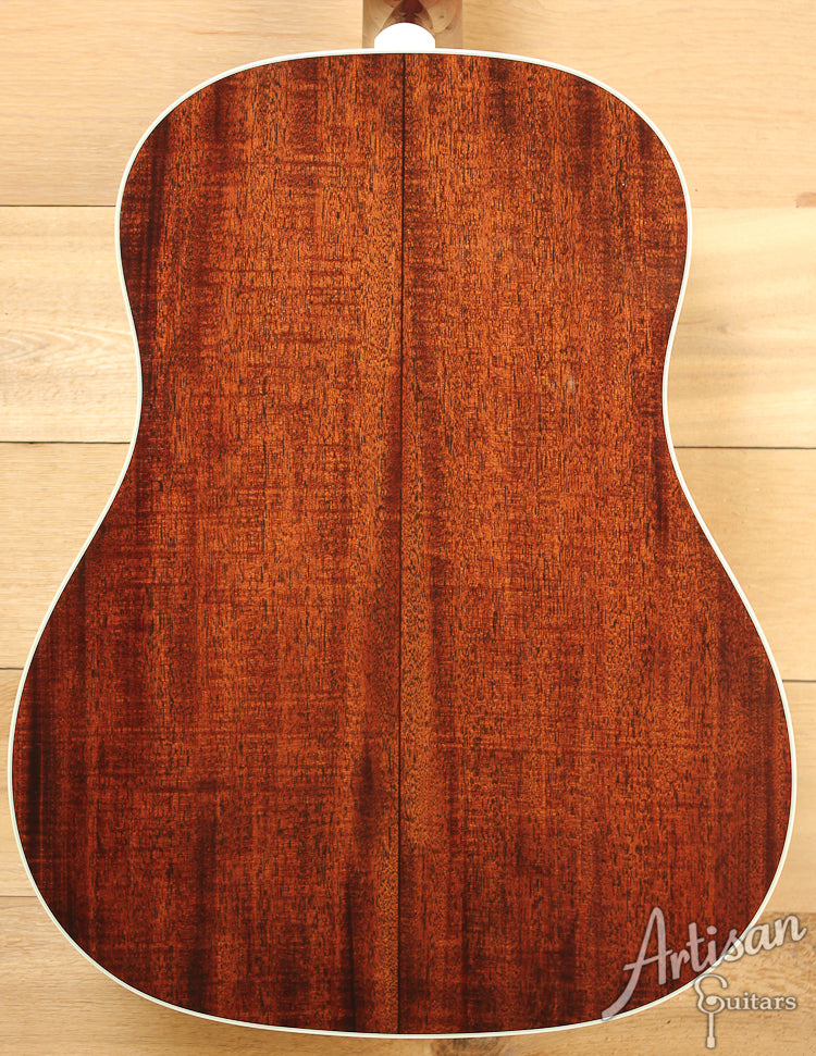 Pre Owned 2013 Collings CJ Mh A SB Adirondack and Mahogany Sunburst ID-7279