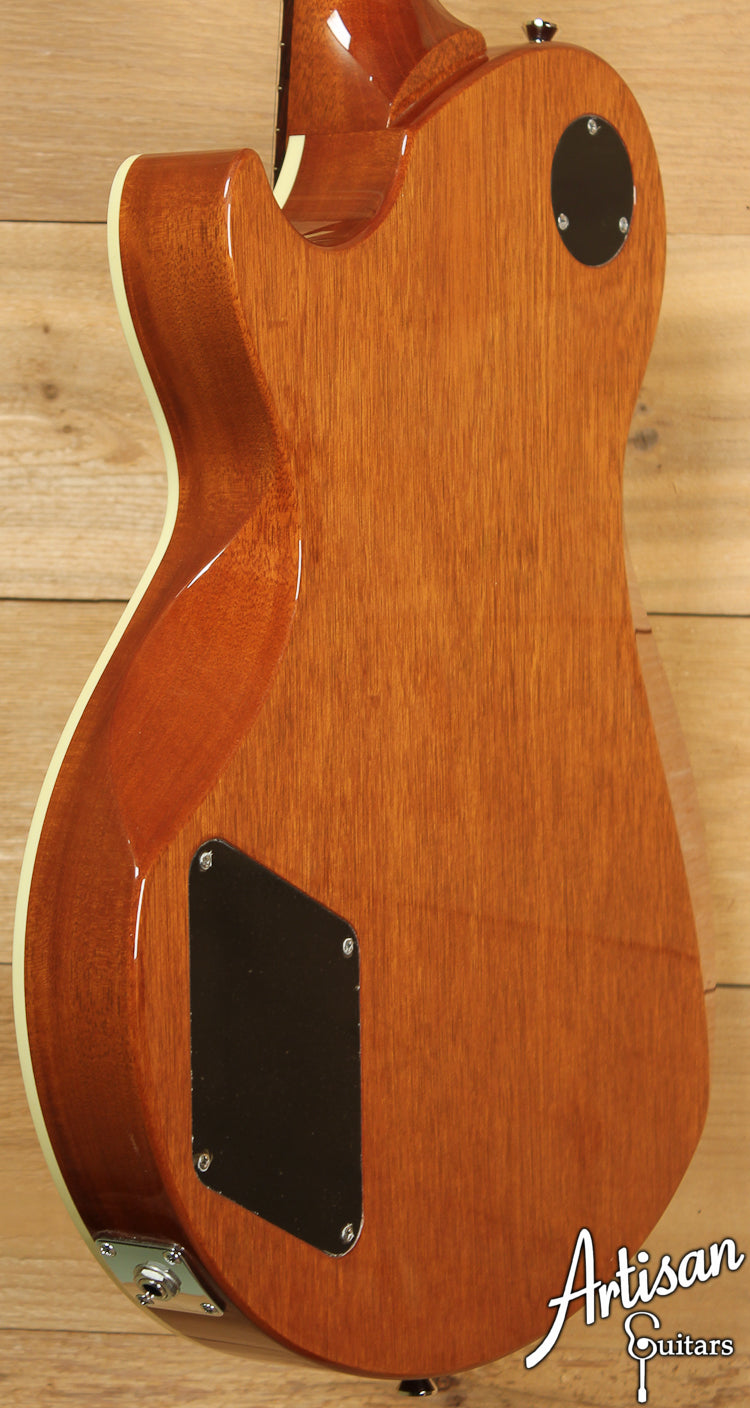 Collings City Limits Goldtop with Wraparound Bridge ID-7138
