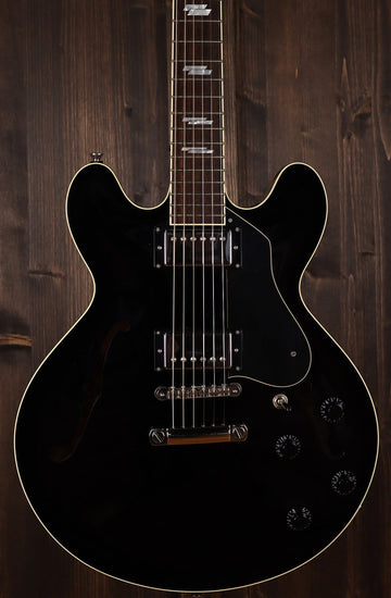 Collings Guitars I35 LC Jet Black Pre-Owned 2019 - 14837