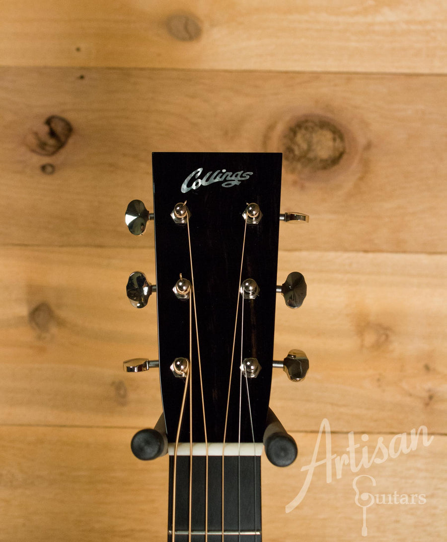 Collings OM1 Sitka Spruce and Mahogany Pre-Owned 2011 ID-10281