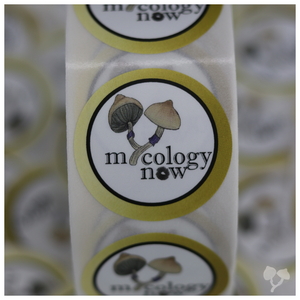 MycologyNow Sticker 5-Strip