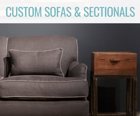 custom sofas and sectionals San Diego