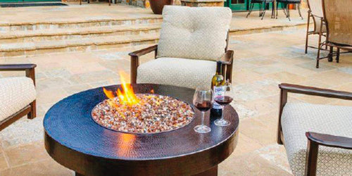 fire pits and fire tables