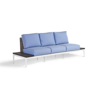 Stevie Sofa Loveseat with End Tables