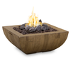 Reclaimed Wood Bordeaux Fire Bowl