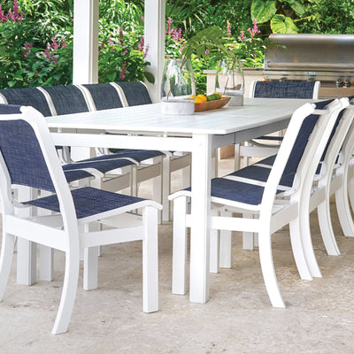 "42 x 120"" Outdoor Extension MGP Dining Table"