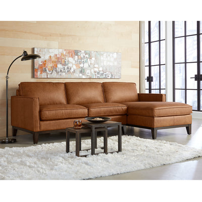 Sandi Leather Sofa Sectional