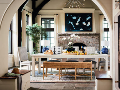 Homecoming Dining Table by Coastal Living