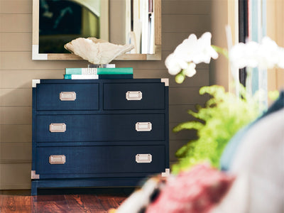 Campaign Chest by Coastal Living