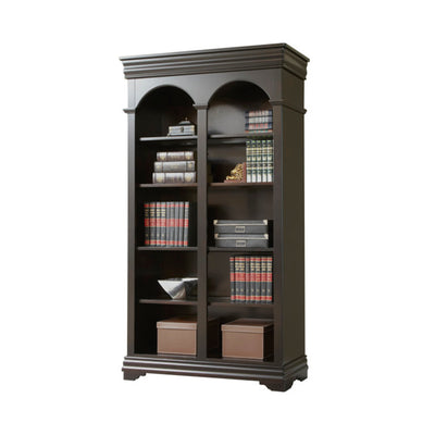 Beaumont Double Open Bookcase
