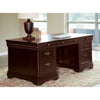 Beaumont Double Pedestal Desk