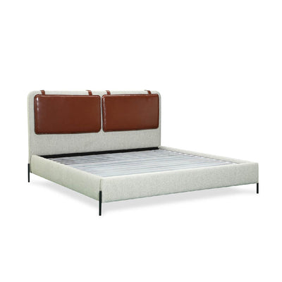 Kirkeby Upholstered Bed Vegan - Bobby Berk