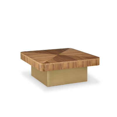 Saxo Coffee Table by Bobby Berk