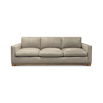 Brooklyn Leather Sofa Love Seat