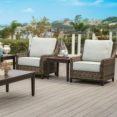 Catalina High Back Club Chair Sets
