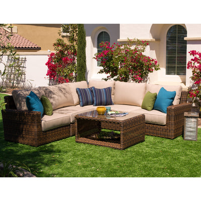 Del Sur 5 Piece Sectional