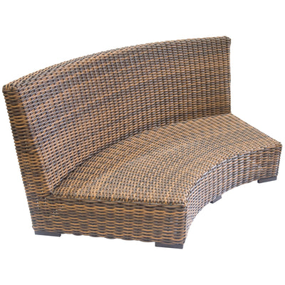 Del Sur 2 Piece Curved Sofa